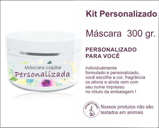 MÁSCARA 300 GR Personalizado