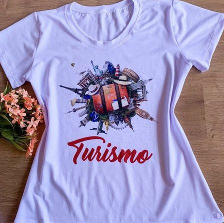 """""""Turismo"""" com chaveiro"""