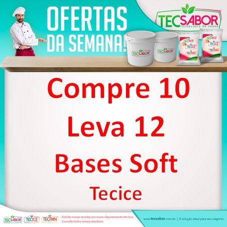 Compre 10 e Leve 12 Bases Soft