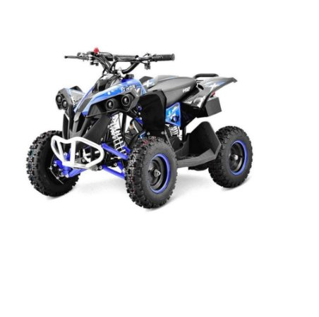 MINI QUADRICICLO MXF MOTORS THOR 49CC AZUL