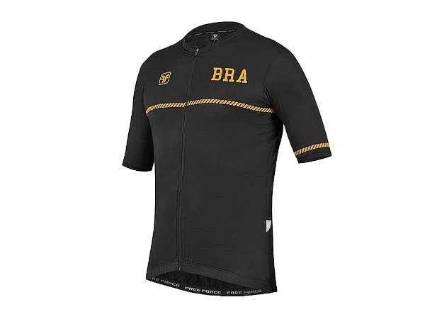 Camisa Ciclismo Free Force Classic Brasil