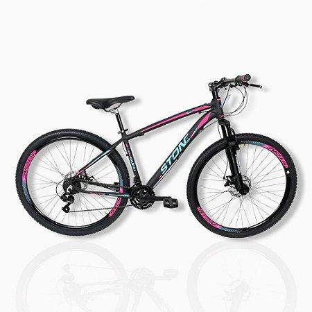 Bicicleta Aro 29 Stone Bike Equinox 21v Shimano 2