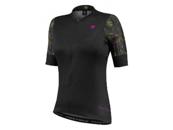 CAMISA CICLISMO FREE FORCE SPORT DRAFT