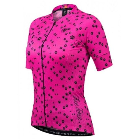 CAMISA CICLISMO FREE FORCE SPORT FEETS