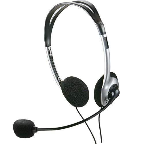 Fone De Ouvido Multilaser Headset Stereo Com Fio 32 Ω Preto P2 - PH002