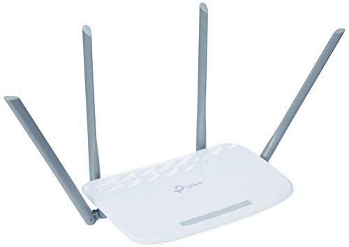 ROTEADOR TP-LINK WIFI DUAL BAND AC 1200 1167MBPS 2,4/5GHZ CHECKIN FACEBOOK - ARCHER C50