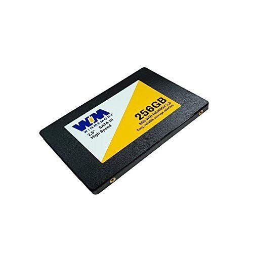 SSD WINMEMORY 256GB SATA3 2.5 7MM SWR256G