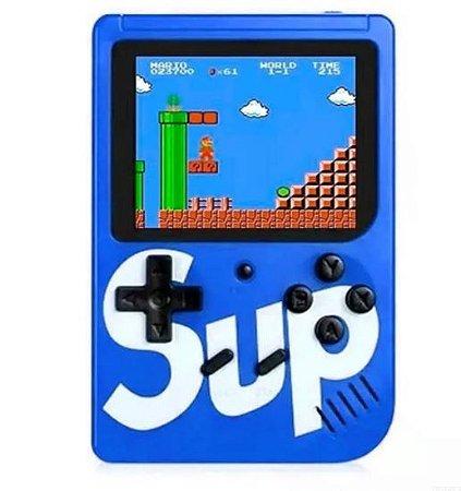 Vídeo Game Portátil 400 Jogos Internos Sup Mini Game