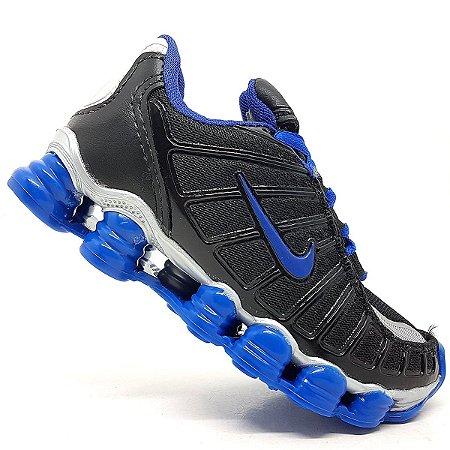 Tênis Infantil Nike Shox TLX 12 Molas