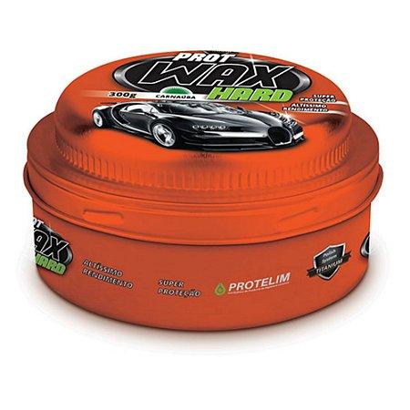 PROT WAX HARD - Cera Protetora Automotiva 300g - Protelim