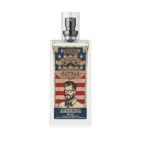 Aromatizante Natuar Men America 45ml - Centralsul
