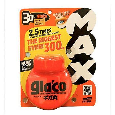 Glaco Max 300ml - Cristalizador e Repelente de Chuva (Limited Edition) - Soft99