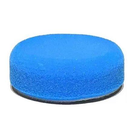 "Boina de Espuma Azul Refino Médio 6"" P/ Politriz Roto Orbital - Sigma Tools"