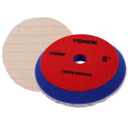 """Boina Voxer Lã com Esponja 5"""" - Vonixx"""