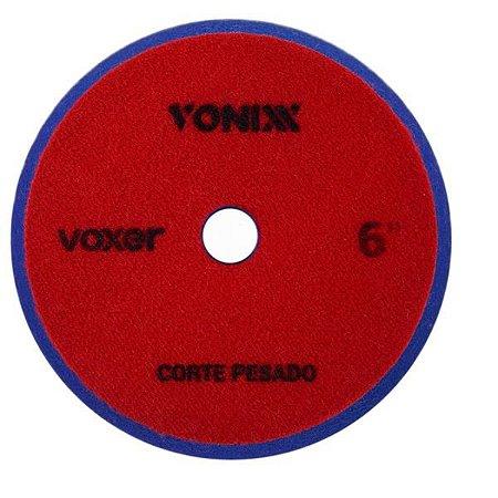 """Boina Voxer Lã Com Esponja 6"""" - Vonixx"""