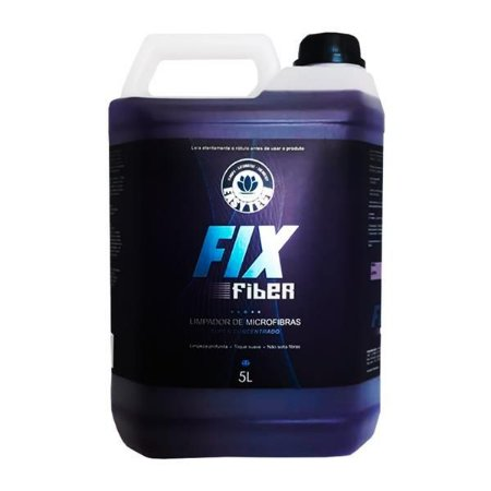 Fix Fiber - Limpeza de Panos de Microfibra 5L - Easytech