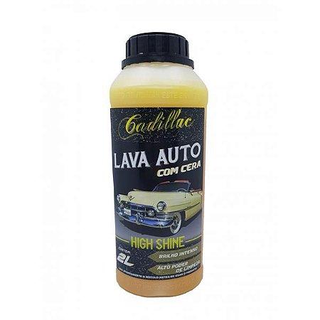 Lava Auto C/ Cera - High Shine 2L - Cadillac