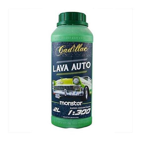Lava Auto Neutro Monster 2L - Cadillac
