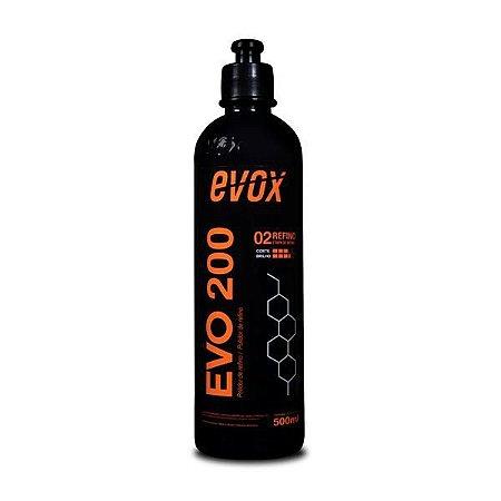 Evo200 Polidor Refino 500ml - Evox