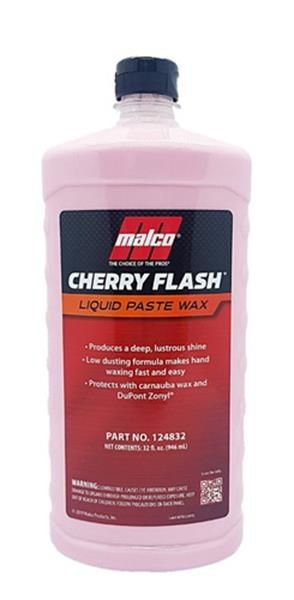 Cera Líquida - Cherry Flash 946ml - Malco