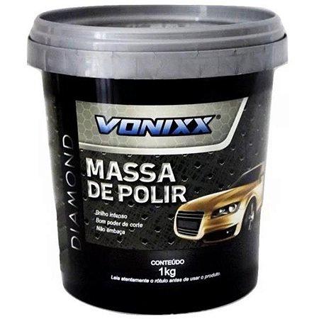 Massa de Polir 1kg - Vonixx