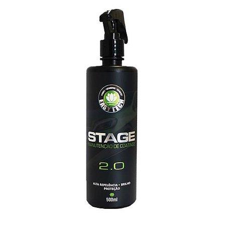 Stage 2.0 - Manutenção de Vitrificadores 500ml - Easytech