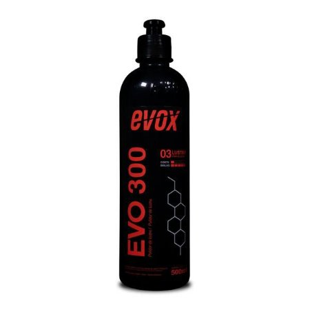 Evo300 Polidor Lustro 500ml - Evox