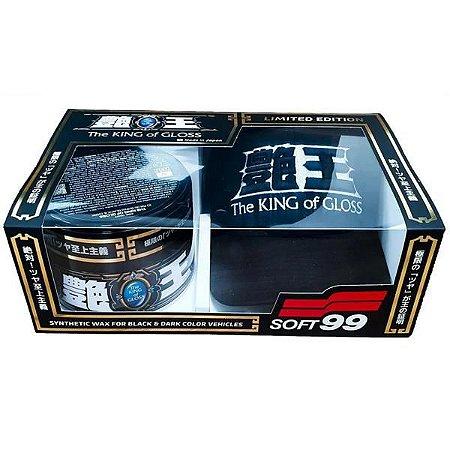 The King Of Gloss Black + Brinde Boné - Soft99