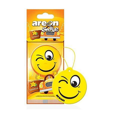 Areon Smile - Aromatizante Vanilla - Areron