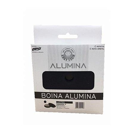 "Boina Alumina Lustro Preta 5"" - Easyech"