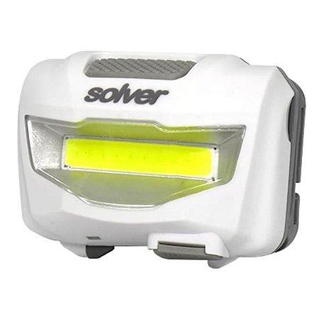 Lanterna Cabeça Led Cob Recarreg SLP - 11 - Solver