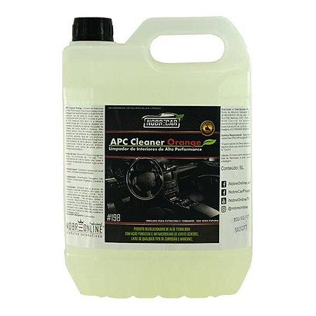 APC Cleaner Orange 5L - Nobrecar
