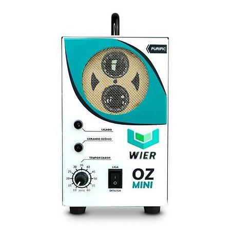 Gerador de Ozônio Purific - Oz Mini Bivolt - Wier