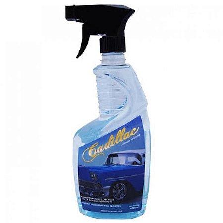 Limpa Vidros 650ml - Cadillac