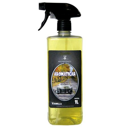 Aromatizante - Aromaticar Vanilla 1L - Cadillac