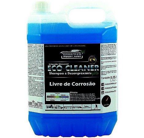 Eco Cleaner Blue - Shampoo Desengraxante 5L - Nobrecar