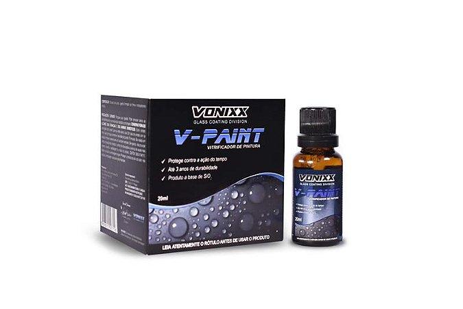 V-Paint - Vitrificador de Pintura 20ml - Vonixx