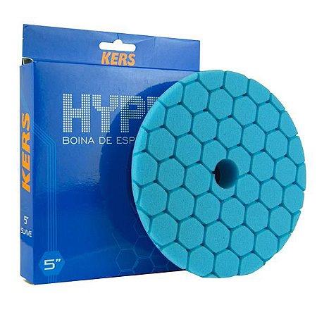 """Boina de Espuma Hyper 5"""" Azul Suave - Kers"""