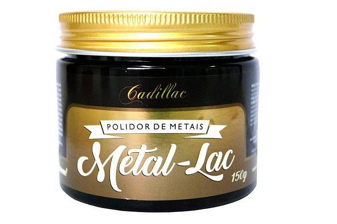 Polidor de Metais Metal-Lac 150gr - Cadillac