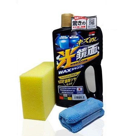 Shampoo Scratch Dark 700ml - Soft99