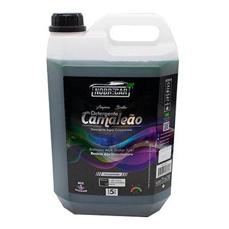 Detergente Camaleão - Concentrado 5L - Nobrecar