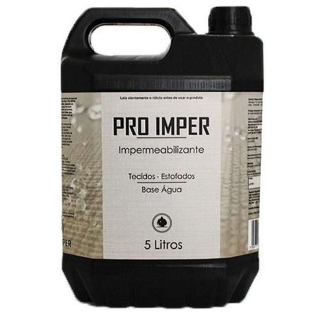 Pro Imper - Impermeabilizante de Tecido e Estofados 5L - Easytech