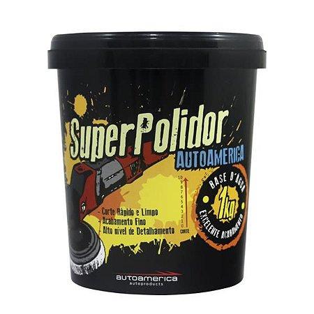 Massa - Super Polidor 5Kg - Autoamerica