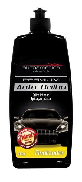 Auto Brilho Premium 473ml - Autoamerica