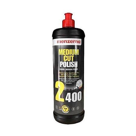 Medium Cut Polish PF2400 1L Menzerna
