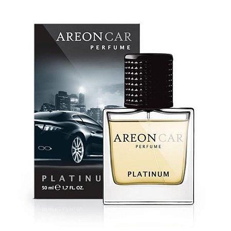 Areon Car Perfume Platinum 50ml - Areon