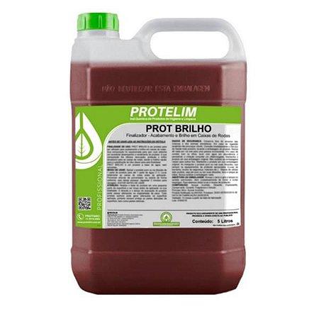 Prot-Brilho Acabamento P/ Caixa de Rodas 5L - Protelim