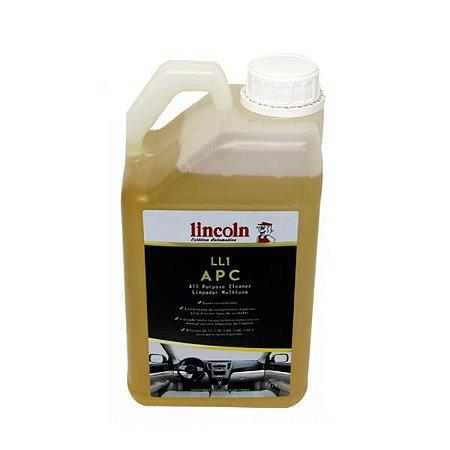 LL1 APC - Limpador Mult 3,6L - Lincoln