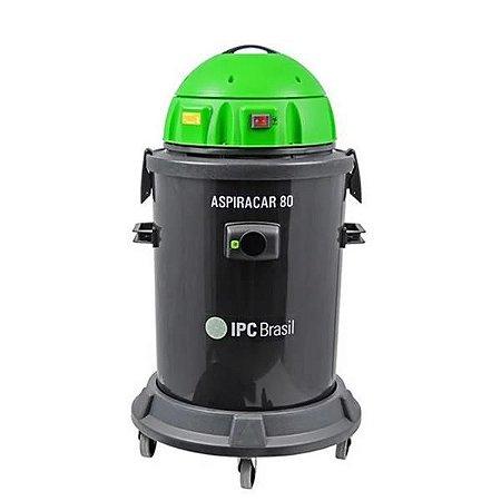 Aspirador Líquidos/Sólidos - 1400W - Aspiracar 80A 220V - IPC Brasil