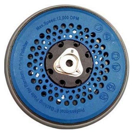 "Suporte Ventilado Roto Orbital 6"" Rosca 8mm Voxer - Vonixx"